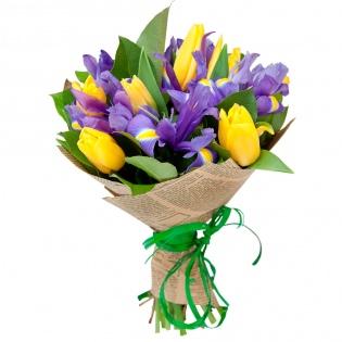 Букет «Весна»